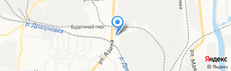 АрмНефтеГаз на карте Ижевска