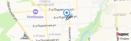 Государственный центр стандартизации на карте Ижевска