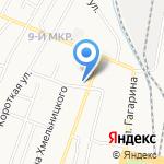 R1 на карте Ижевска