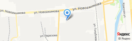OTIS-Лифт на карте Ижевска