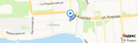 Broadway на карте Ижевска