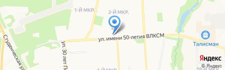 Чайно-кофейная лавка на карте Ижевска