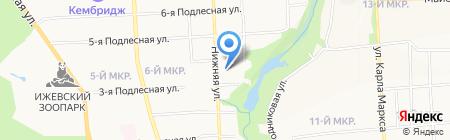 Arvi на карте Ижевска