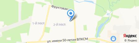 Секонд-Хенд на карте Ижевска