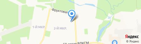 АвтоБуксир на карте Ижевска