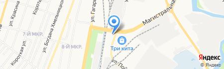 Идея ремонта на карте Ижевска