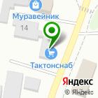 Местоположение компании Хозтовары на ул. Пойма, 14