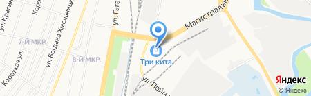 Философия керамики на карте Ижевска