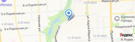 Реформа на карте Ижевска