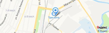 Электротовары на карте Ижевска