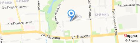 Ваш консультант на карте Ижевска