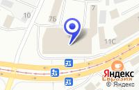 Схема проезда до компании ТФ МИР КЛИМАТА в Ижевске