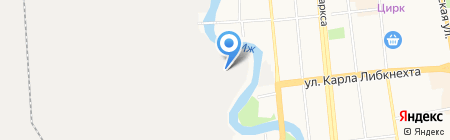 РаДаГазсервис на карте Ижевска