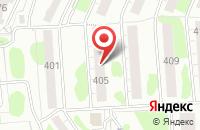 Схема проезда до компании Бочкарефф в Ижевске