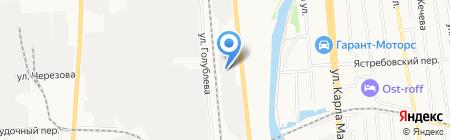 Сварочная Техника на карте Ижевска
