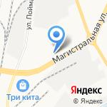 Дорсервис на карте Ижевска