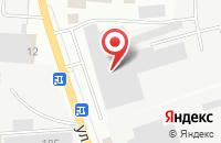 Схема проезда до компании Аст в Ижевске