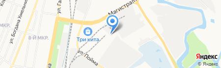 Ритуал-Сервис на карте Ижевска