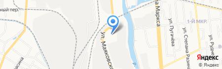 Русский Фейерверк на карте Ижевска