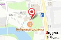 Схема проезда до компании ТК-Торг в Нижнем Санчелеево