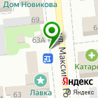 Местоположение компании Киоск по продаже лотерейных билетов