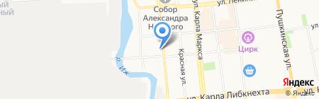 Музей-квартира Г.Д. Красильникова на карте Ижевска