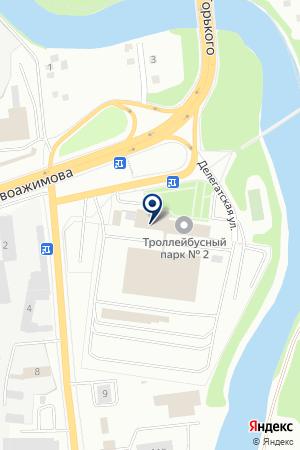 АВТОМАГАЗИН БАРЫЕВ Д.Р. на карте Ижевска