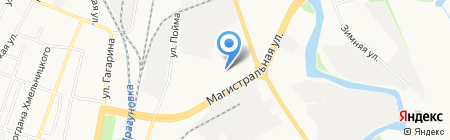 СУ №8114 на карте Ижевска