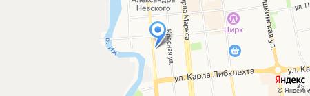 Цель 18 на карте Ижевска