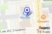Схема проезда до компании ТФ ДЕНИСЕНКО М.Л. в Ижевске