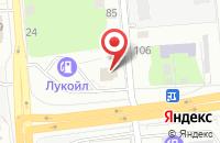 Схема проезда до компании MEBEL ROOM в Ижевске