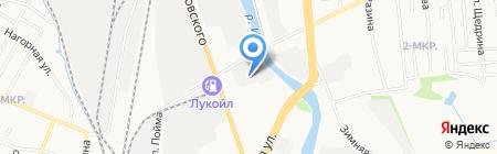Техэксперт на карте Ижевска