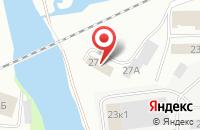 Схема проезда до компании В ЦветАХ! в Подольске