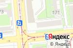 Схема проезда до компании Восточный в Ижевске