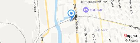 ПиарМакс на карте Ижевска