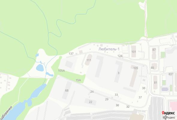 жилой комплекс Новый Парк