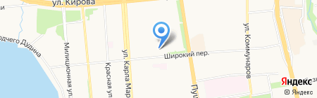 Арт Лайф на карте Ижевска