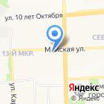 BEAUTYCO на карте Ижевска