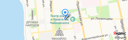 ShigapoN на карте Ижевска