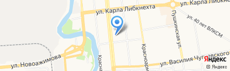 Гурман на карте Ижевска