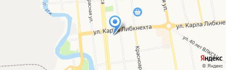 Камский торговый дом на карте Ижевска