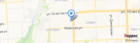 Мela group на карте Ижевска