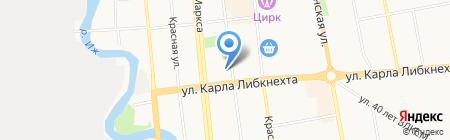 Волшебный мешочек на карте Ижевска