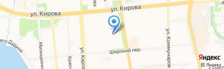 Luminophore на карте Ижевска