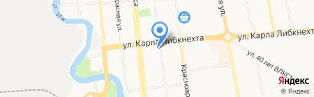 Мир фарфора на карте Ижевска