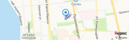 РСБ Топ-Аудит на карте Ижевска