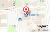 Схема проезда до компании Издатель в Ижевске