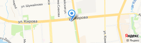 Управление по культуре и туризму Администрации г. Ижевска на карте Ижевска