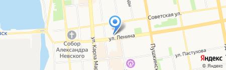 Media Factory на карте Ижевска