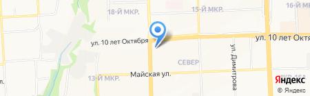 Apple-Nova.ru на карте Ижевска